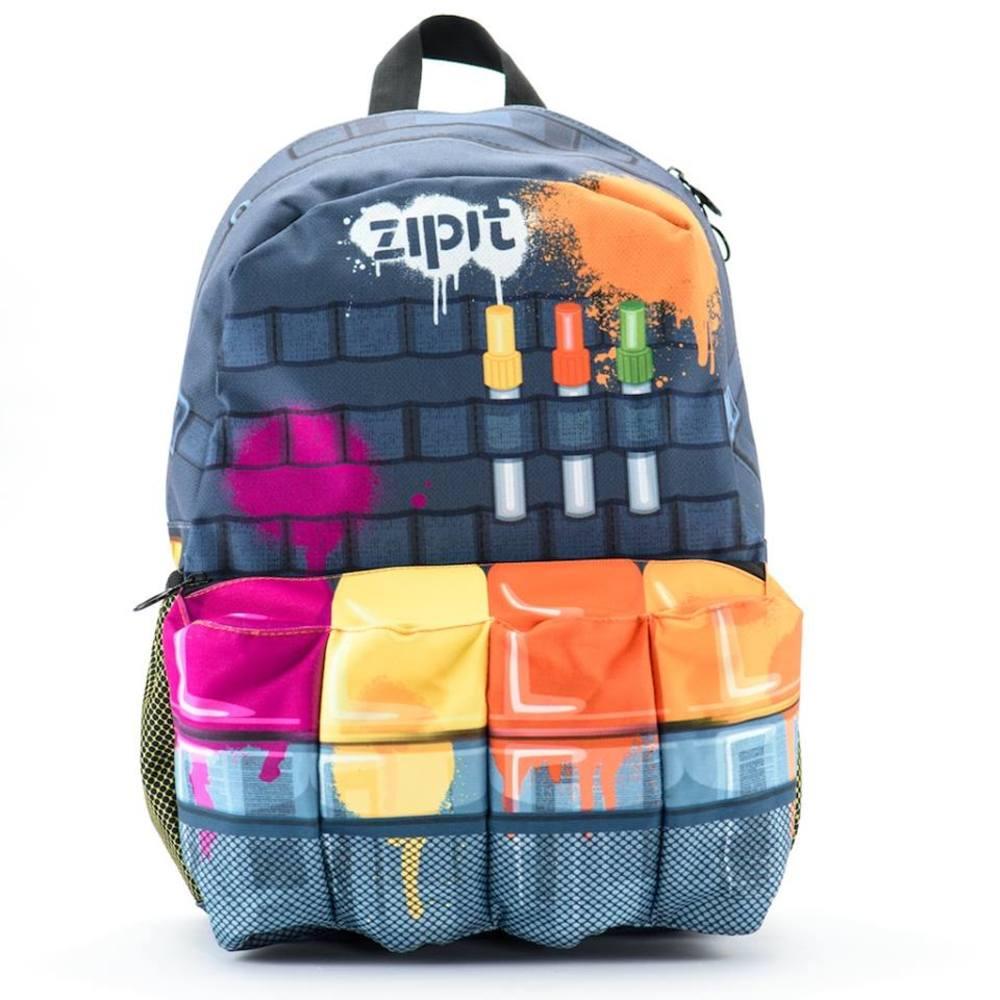 calitate superioară pantofi cei mai buni colecție nouă Articole pentru scoala :: Rucsac ZIP..IT Adventure Graffiti, cu ...