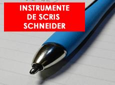 Instrumente de scris schneider