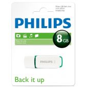 Memory stick USB 2.0 - 8GB PHILIPS Snow edition