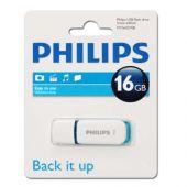 Memory stick USB 2.0 - 16GB PHILIPS Snow edition