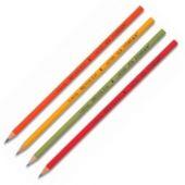Creion cu mina grafit, HB, rotund, PENSAN Evi