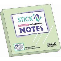 Notes Verde Pastel