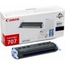 Canon Toner EP-707BK Cartus CRG-707B