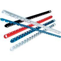 Inele plastic indosariere 16 mm, max 145 coli, 100buc/cut, OPUS