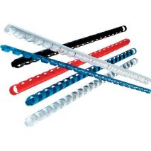 Inele plastic indosariere 22 mm, max 210 coli, 100buc/cut OPUS