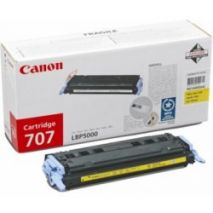 Canon Toner EP-707Y Cartus CRG-707Y
