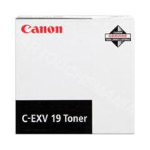 Canon Toner C-EXV19BK Cartus CEXV19BK