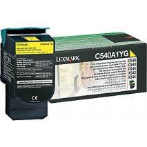 Lexmark Toner C540A1YG Cartus C540A1YG