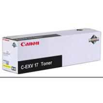 Canon Toner C-EXV17Y Cartus CEXV17Y