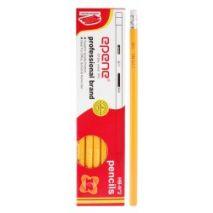 Creion HB, cu radiera, EPENE Set 12 Bucati