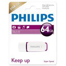 Memory stick USB 3.0 - 64GB PHILIPS Snow edition