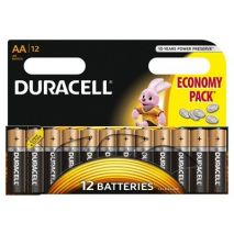 Duracell economy pack