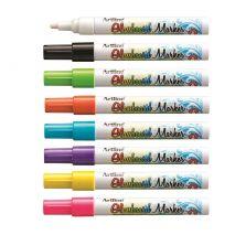 marker tabla sticla artline
