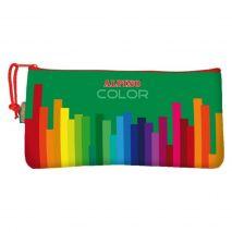 Penar simplu cu fermoar, ALPINO Color
