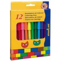 Carioca, 12 culori/set, MOLIN Color Plus