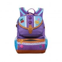 Rucsac ZIP..IT Adventure Young Fashion Designer, cu buzunare laterale - EAN 7290106148