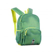 Rucsac ZIP..IT Mesh Light Blue & Green, cu buzunare laterale - EAN 7290106148451