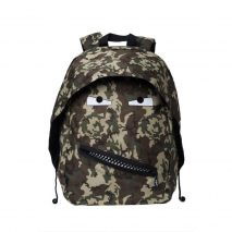Rucsac ZIP..IT Grillz - camuflaj verde - EAN 7290106143319