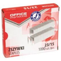 Capse 23/15,1000buc/cutie OFFICE PRODUCTS