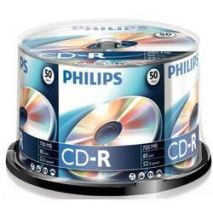 CD-R , 700MB, 52X, 50 buc/bulk, PHILIPS
