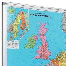 Harta europei magnetica
