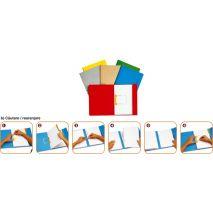 Dosar carton color cu alonja arhivare