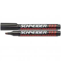 Marker permanent, varf tesit, 1-5mm, SCHNEIDER 133