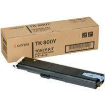 Kyocera Toner TK-800Y Cartus TK800Y