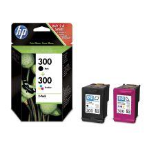HP Cartus cerneala CN637EE Cartus HP 300 combo