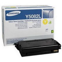 Samsung Toner CLT-Y5082L ORIGINAL Cartus Y5082L