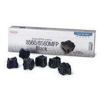 CERNEALA SOLIDA BLACK 6 STICKS 108R00768 6K ORIGINAL XEROX PHASER 8560