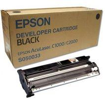 CARTUS TONER BLACK C13S050033 6K EPSON ACULASER C2000