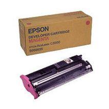 CARTUS TONER MAGENTA C13S050035 6K EPSON ACULASER C2000