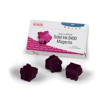 CERNEALA SOLIDA MAGENTA 3 STICKS 108R00606 3,4K ORIGINAL XEROX PHASER 8400 x 3