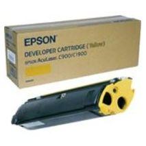 CARTUS TONER YELLOW C13S050097 4,5K EPSON ACULASER C1900