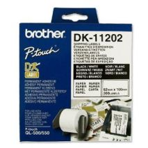 Brother Etichete DK11202