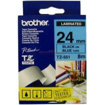 Brother Banda laminata TZ551 Cartus TZ 551