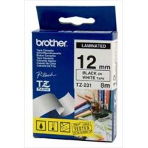 Brother Banda laminata TZ231 Cartus TZ 231