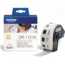 Brother Etichete DK11219