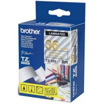 Brother Banda laminata TZ164 Cartus TZ 164