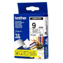 Brother Banda laminata TZ221 Cartus TZ 221