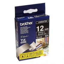 Brother Banda laminata TZ335 Cartus TZ 335