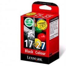 Lexmark Cartus cerneala 80D2952 Cartus #17+ #27