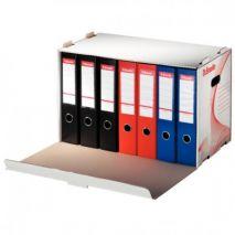 Container pentru arhivare, pentru bibliorafturi, 525 x 338 x 306mm, ESSELTE