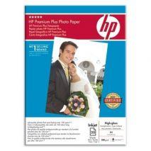 Hartie foto 10 x 15cm, 280 g/mp, 25 coli/top, lucios, HP Premium Plus