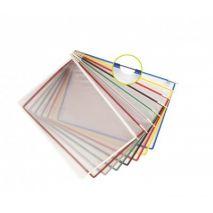 Set 10 buzunare de prezentare, diferite culori, TARIFOLD tehnic
