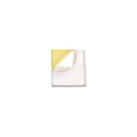 Hartie pt. imprimante matriceale A4, 2 ex., a-a, 56-55 g/mp, 850 seturi/cutie, EUROLISTING