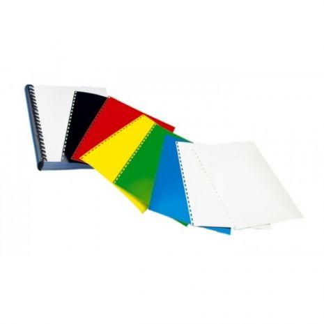 Coperta carton lucios indosariat 250g/mp, A3, 100/top OPUS ALB