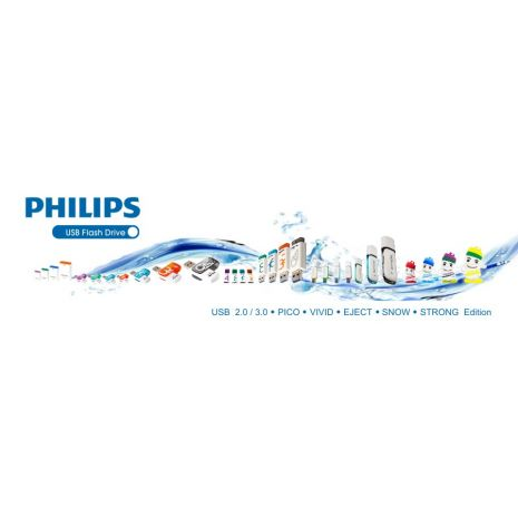 Memory stick USB 3.0 - 32GB PHILIPS Snow edition