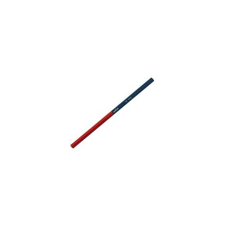 creion rosu - albastru